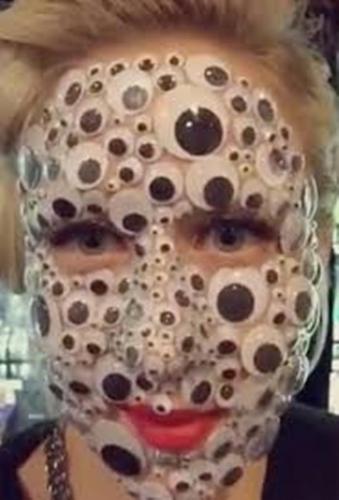 Trypophobic Eyes