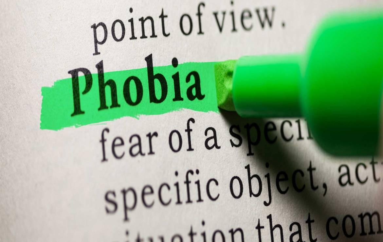 Is trypophobia a real phobia